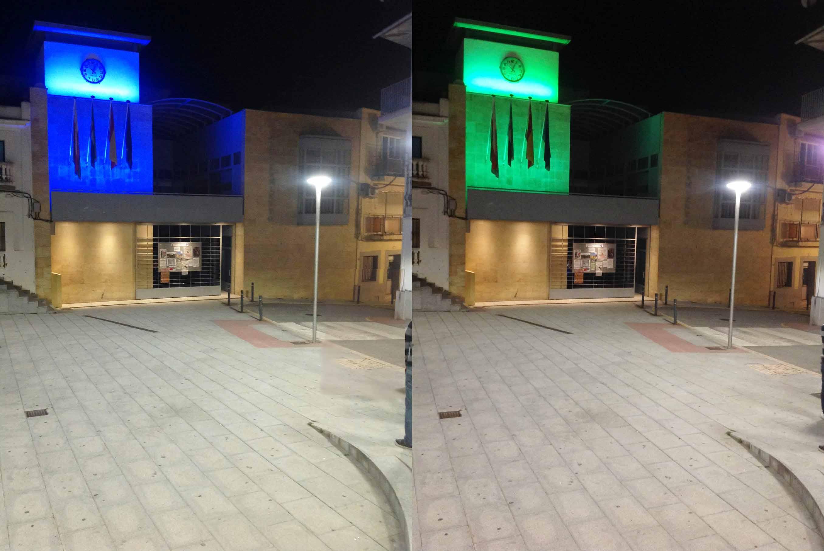 Ayuntamiento de Casas de don Pedro (Badajoz)
