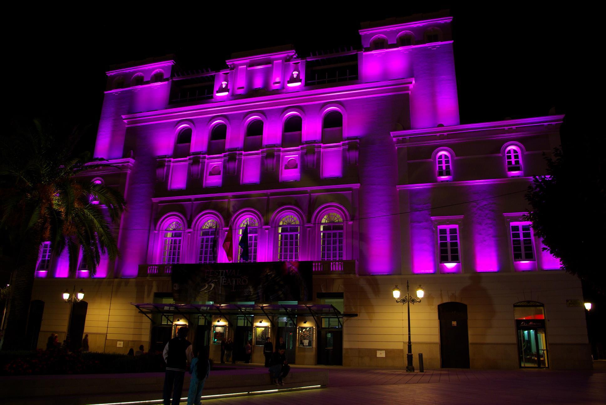 Teatro López de Ayala, Badajoz