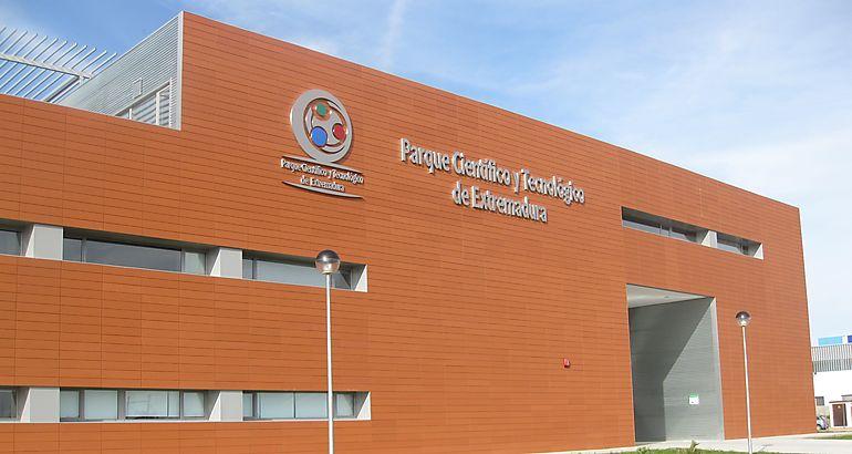 Exterior de edificio PCTEX